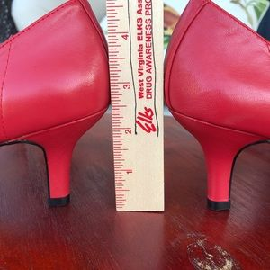 Bella Vita Shoes - Bella Vita New Without Box Wow Red Heels - 6.5M